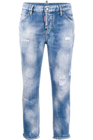 Dsquared2 Cool Girl' Cropped-Jeans