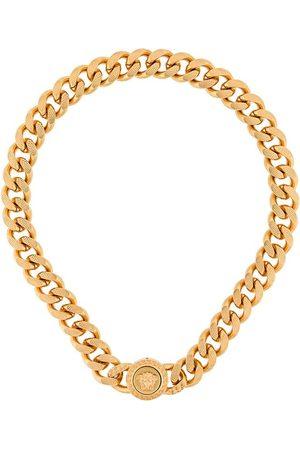 VERSACE Halskette mit Medusa