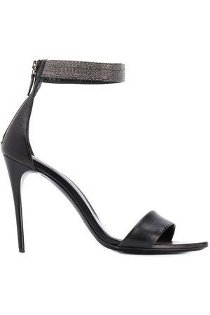 Fabiana Filippi Verzierte Sandalen