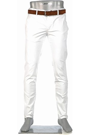 Alberto Herren Chinos - Slim Fit Rob DS Broken Twill 62871903/100