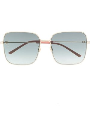 Gucci Sonnenbrillen - Sonnenbrille im Oversized-Look