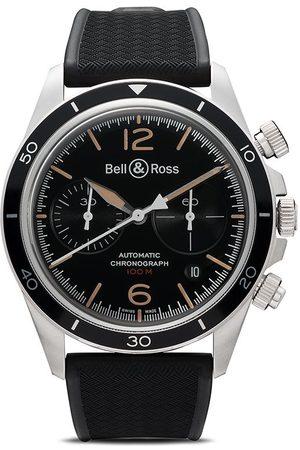 Bell & Ross Herren Uhren - BR V2-94 Black Steel, 41mm