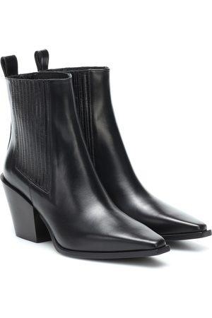 Aeyde Ankle Boots Kate aus Leder