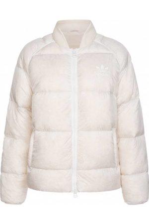 adidas Damen Winterjacken - Originals SST Pure Damen Daunenjacke BS4412