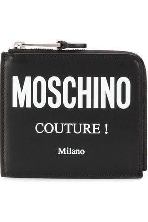 "Moschino Portemonnaie mit ""Couture""-Logo"