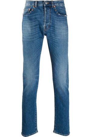 VALENTINO Rockstud' Skinny-Jeans