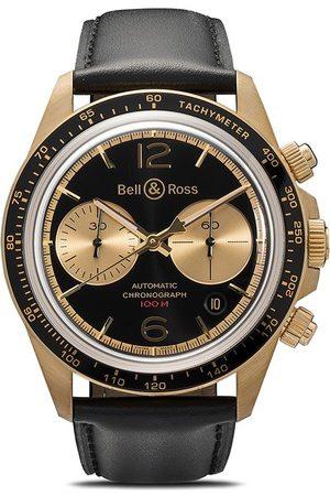 Bell & Ross Herren Uhren - BR V2-94 Bellytanker, 41mm