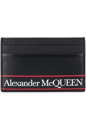 Alexander McQueen Herren Geldbörsen & Etuis - Kartenetui mit Logo