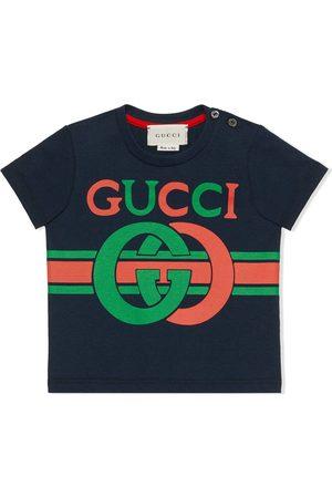 Gucci T-Shirt mit GG-Print