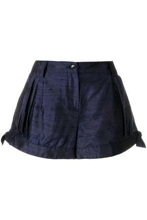 Giorgio Armani Shorts mit Schleifen