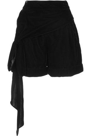 HELLESSY Damen Shorts - Shorts mit Schleife