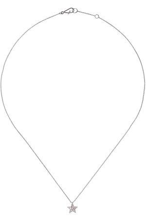 ANNOUSHKA Damen Halsketten - 18kt 'Love' Weißgoldhalskette