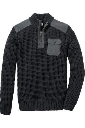 Bonprix Pullover mit Stehkragen