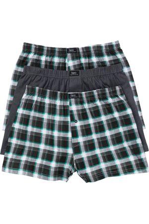 Bonprix Lockere Jersey Boxershorts (3er-Pack)
