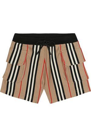 Burberry Shorts Ines aus Baumwolle