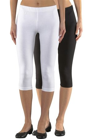 BOYSEN'S Leggings (Packung, 2er-Pack) in Capri-Länge