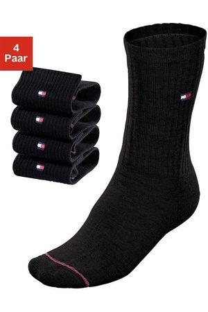 Tommy Hilfiger Socken (4-Paar) mit Fußfrottee