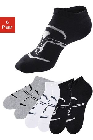 CHIEMSEE Sneakersocken (6-Paar) ideal für Sport & Freizeit