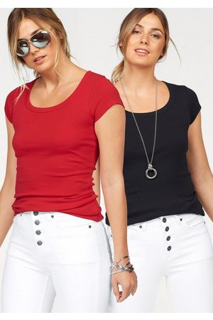 FLASHLIGHTS T-Shirt (Packung, 2er-Pack) in Longform