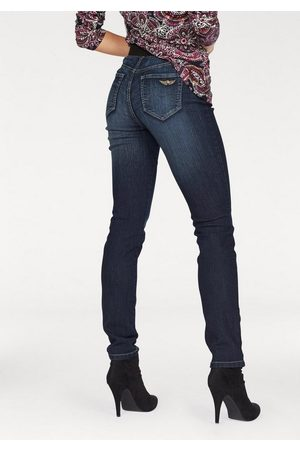 ARIZONA Skinny-fit-Jeans Mid Waist Comfort-Stretch