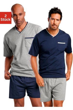 le jogger® Shorty (2 Stück) mit Brusttasche
