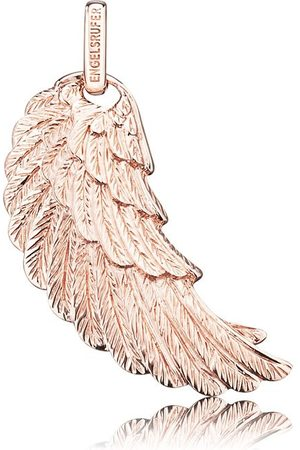 Engelsrufer Flügelanhänger »Where the angels fly, FLÜGEL DETAILLIERT ROSÈ PLATED, ERW-R«
