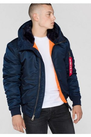 Alpha Industries Bomberjacke »MA-1 Hooded«