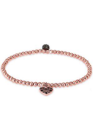 Elli Armband »Herz Symbol Swarovski® Kristalle 925 Silber«