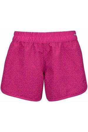 Venice Beach Damen Bikinis - Badeshorts, mit dezentem Druck