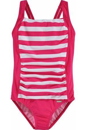 Bench Badeanzug, mit trendigen Streifen