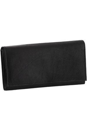 J. Jayz Geldbörse, aus weichem Leder mit Druckknopfverschluss