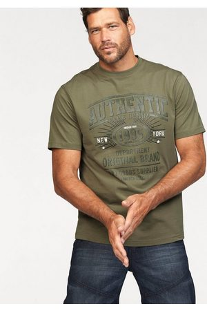 Man's World T-Shirt bequemes Material in optimaler Passform