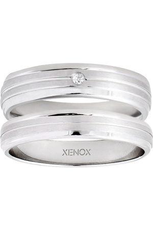 Xenox Partnerring » & Friends, X2547, X2548«, wahlweise mit oder ohne Zirkonia