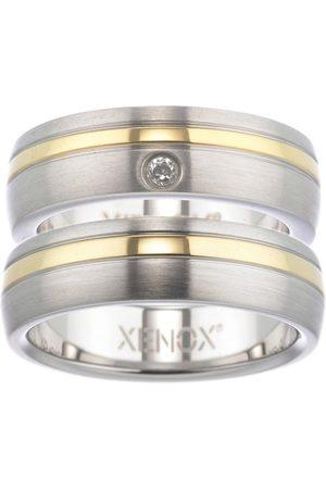 Xenox Partnerring » & Friends, X1681, X1682«, wahlweise mit oder ohne Zirkonia