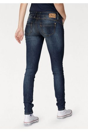 Gang Skinny-fit-Jeans »NENA« in Crash Optik