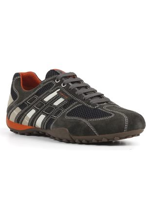 Geox »Snake« Sneaker im Materialmix mit Spezial Membrane
