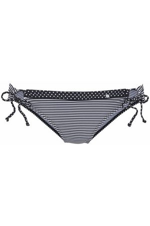 s.Oliver Bikini-Hose »Avni«, mit abgesetztem Ziergürtel