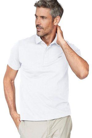 Lacoste Poloshirt »Paris« mit verdeckter Knopfleiste