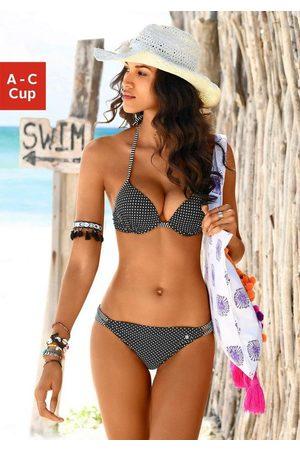 s.Oliver Push-Up-Bikini-Top »Avni«, mit Mustermix
