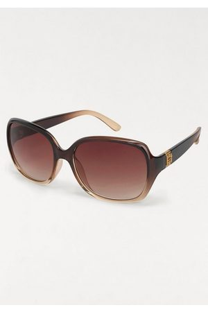 J. Jayz Sonnenbrille Oversize Look, Retro Style