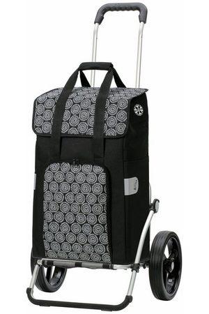 ASTRID ANDERSEN Damen Handtaschen - Einkaufstrolley »Royal Shopper®, MADE IN GERMANY«, 45 l, mit großem Thermofach