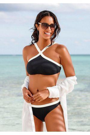Jette Joop Bustier-Bikini aus Strukturware