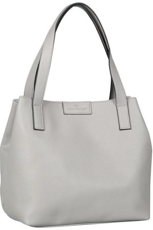 TOM TAILOR Shopper »MIRI ZIP«, mit erweiterbarem Volumen
