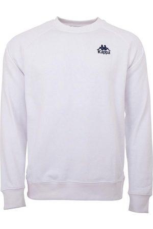 Kappa Sweatshirt »SWEATSHIRT« mit angesagtem Rundhalsausschnitt