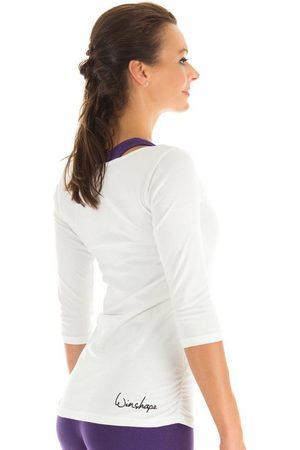 Winshape Damen Shirts - 3/4-Arm-Shirt »WS4«