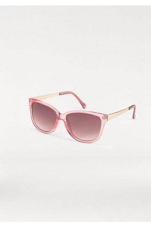 J. Jayz Sonnenbrille (1-St) Eckige Brille, Retro Look