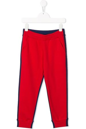 Moncler Jogginghose in Colour-Block-Optik