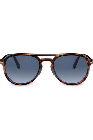 Persol Pilotenbrille in Schildpattoptik