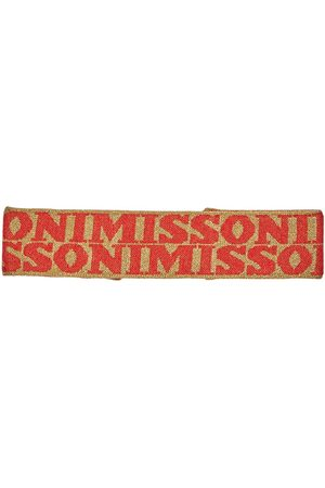 Missoni Damen Haarschmuck - Logo Jacquard Headband