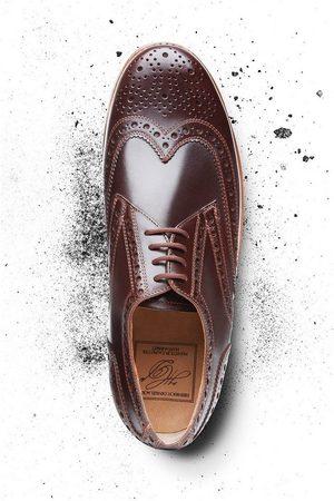 Heinrich Dinkelacker »Rio Full-Brogue H« Schnürschuh Wahre Schuhmacherkunst aus Budapest